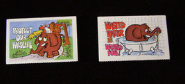 Protect Our Wildlife & Wasted Water Is Wasted Fuel Lot Kelloggs Cereal P... - $16.99