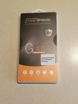 2 Pack Super Shieldz Premium Tempered Glass Screen Protector LG Stylo 5 (NEW) - $9.85