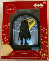 Hallmark 2019 Batman Light Up Premium Christmas Ornament Brand New DC Comics - $18.77