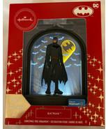 Hallmark 2019 Batman Light Up Premium Christmas Ornament Brand New DC Co... - $18.96