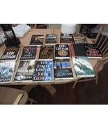 John Grisham 1st Edition Book Collection  - $300.00