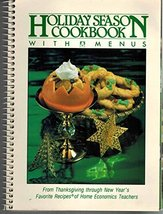 Holiday season cookbook with menus: From Thanksgiving through New Year's : favor image 1