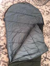"""SLUMBERJACK Sleeping Bag Rogue River Hollofil II Washable Dark Green 32"""" x 82""""  image 4"""
