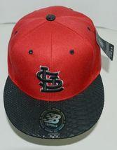 YEC Premium Quality Original Headwear St Louis Cardinals Snapback Free Size Cap image 4