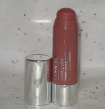 Clinique Chubby Stick Cheek Colour Balm in Amp'd Up Apple - Travel Size - $12.98