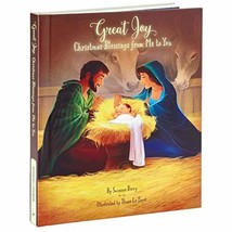 HMK Hallmark Gifts Book - Great Joy: A Book of Christmas Blessings Recordable St - $41.54