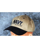 Navy baseball cap - $1.75