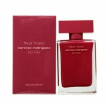 Narciso Rodriguez Fleur Musc For Her Eau de Parfum Spray 1.6oz / 50ml Ne... - $54.99