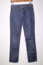 W11013 Womens Citizens Of Humanity Straight Leg Stretch J EAN S, Size 25 - $48.28