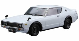 Aoshima Bunka Kyozai 1/24 The model car series Nissan KPGC110 Skyline HT... - $117.48