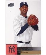 Baseball Card- CC Sabathia 2009 Upper Deck #773 - $1.00