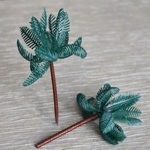 Large Palm Tree Cake Topper (4 Count) - £12.14 GBP