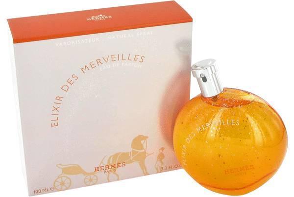 Hermes paris elixir des merveilles 3.3 oz edp perfume