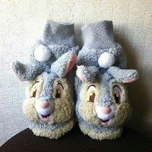 Tokyo Disney Resort limited Thumper plush doll gloves Gray Japan FS - $68.31