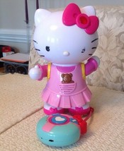 Hello Kitty Walk with Me R/C Motorized Toy - READ ALL DETAILS, Jada Toys - $17.10