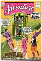 Adventure Comics #267 1959- 2nd Legion of Super-Heroes- Key issue rare vg - $272.81