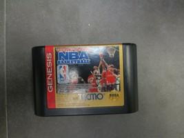 Tecmo Super NBA Basketball (Sega Genesis, 1993) - $4.99