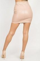 Shop & Buy Front Zip Tulip Mini Skirt - $14.12