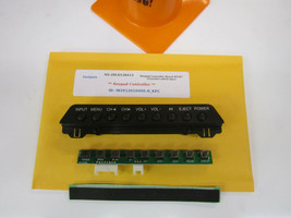 Insignia NS-29LD120A13 Keypad Controller Board KY207 ITL42463 w\DVD Eject - $14.00