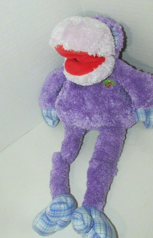 NWT Gymboree Brand New Baby Rattle Plush Toy NEW
