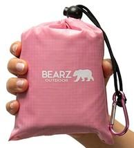 BEARZ Outdoor Beach Blanket/Compact Pocket Blanket 55?x60? - Waterproof,... - $623,08 MXN