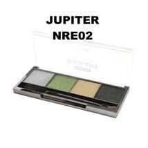 NICKA K NEW YORK METALLIC RADIANT EYE PALETTE JUPITER NRE02 - $4.59