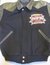 2001 LAS VEGAS NFR Official Contestant National Rodeo Finals Jacket Coat XS - $179.99