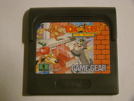 SEGA GAME GEAR - TOM and JERRY THE MOVIE (Game Only) - $12.00