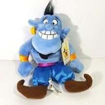 Disney Aladdin Genie Bean Bag Plush Toy Multicolor - $10.39