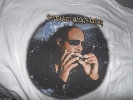 Stevie Wonder - 2007 A Wonder Summer's Night Braille T-Shirt ~Never Worn~ 2XL - $15.06