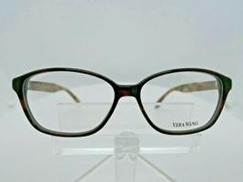 VERA WANG V 363 (TO) Tortoise 54 X 13 135 mm Eyeglass Frame - $79.15