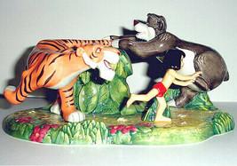 Royal Doulton Disney Jungle Book Run Mowgli Run Sculpture Limited Edt. New - $98.90