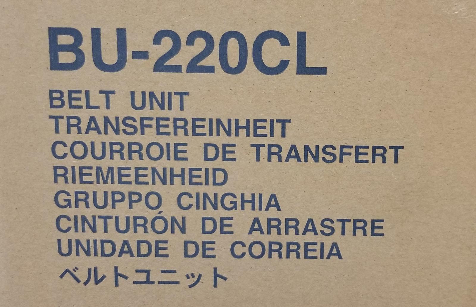 Brother BU-220CL Wireless Color Laser Printer Belt Unit Bin:10