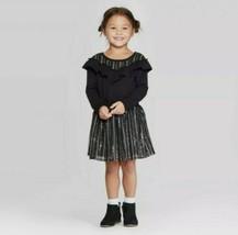 ART Class Toddler Girls Size 2T Sequin Sweatshirt and Skirt Set G998A - $14.20