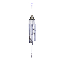 (02)Metal Wind Chimes 2017 Outdoor Yard Garden 4 Tubes Outdoor Living Wind Chime - $24.00