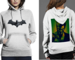 Batman arkham origins z hoodie  women white thumb155 crop