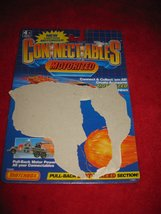 1985 Matchbox Connectables Motorized cars - Original Cardback - $5.00