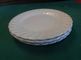 "Great JOHNSON BROS. ""Regency""..Set of 4 BREAD-SALAD-DESSERT Plates 6.25"" - $12.46"