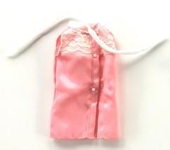 Mattel 1974 Barbie #7754 Pink Satin Nightgown - $9.41