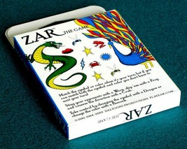 Zar Card Game (Fast UNO) - $25.00