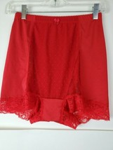 NWOT RHONDA SHEAR CHRISTMAS PIN UP PANTIES TAP PANTS BRIEFS ST:4000 SZ X... - $25.72