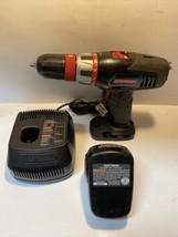 Craftsman 14.4V Cordless 3/8-in. Drill, Battery & Charger Set 315.115470... - $64.30