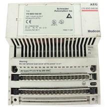 SCHNEIDER MODICON 170BDO54250 MODBUS PLUS TIO 16PT, 115VAC, PV: 00, RL: 75