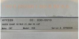 2014 CAT D5K2 LGP For Sale In Cincinnati, Ohio 45251 image 9