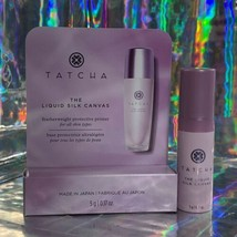 NEW IN BOX TRIAL Tatcha Liquid Silk Canvas 5mL (1/6th Full Size)