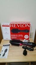 New Revlon One-Step Hair Dryer & Volumizer Hot Air Brush RVDR5222 Open Box - $29.53