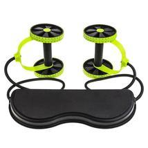 Ab Roller Wheel Abdominal Muscle Trainer Wheel Arm Waist Leg Exercise Mu... - $25.00