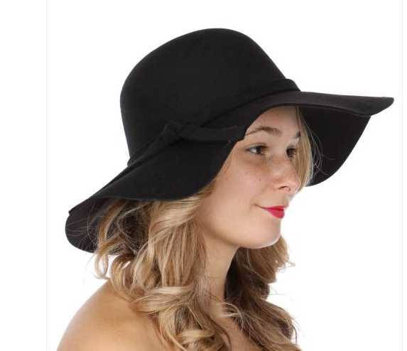 Formal Dressy Womens Floppy Hat
