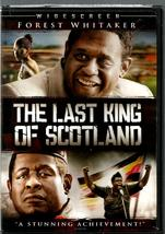 FOREST  WHITAKER  * THE LAST KING OF SCOTLAND *  DVD  WIDESCREEN  2006 - $3.00