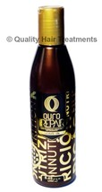 NEW - Ouro Extra Repair Keratin Complex Argan Oil Leave In Treatment 8.4... - $27.99